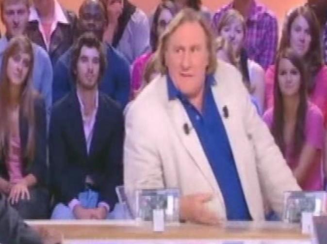 Propos scandaleux au sujet de Martine Aubry sur le plateau du Grand Journal...
