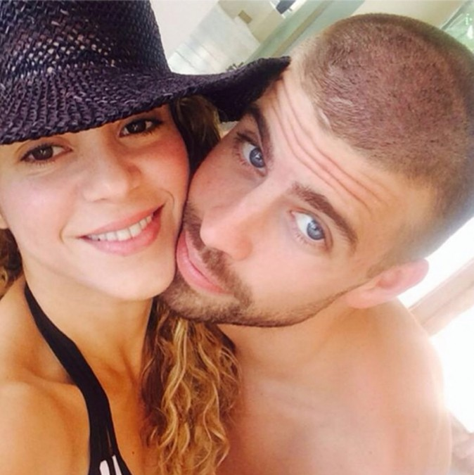 Shakira et Gerard Piqué in love !