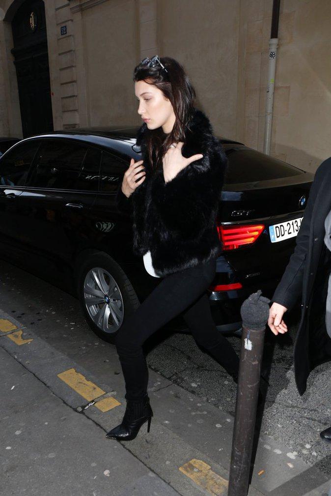 Photos : Gigi et Bella Hadid, Kendall Jenner : le conseil de classe de Karl Lagerfeld !