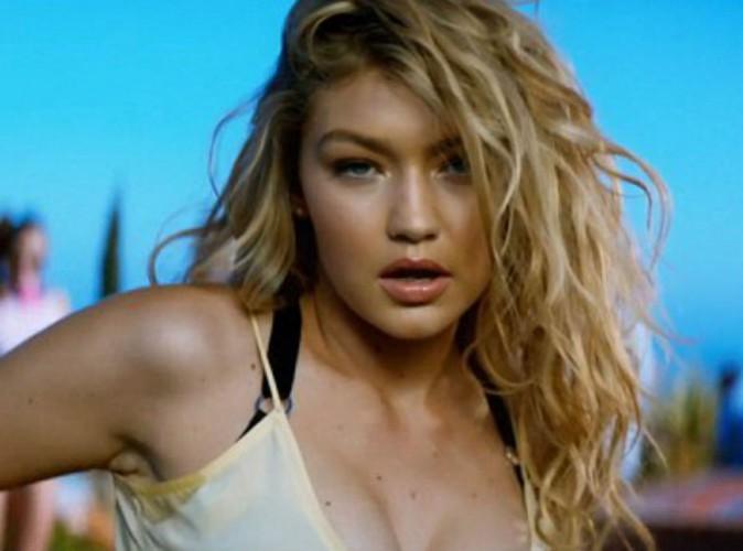 Gigi Hadid bombe torride pour Calvin, Harris, le nouveau clip du DJ dévoilé !