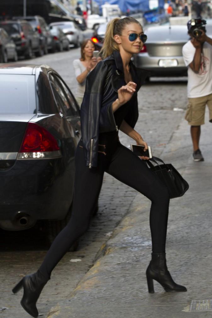 Photos : Gigi Hadid et Karlie Kloss : prêtes pour aller danser chez Taylor Swift !