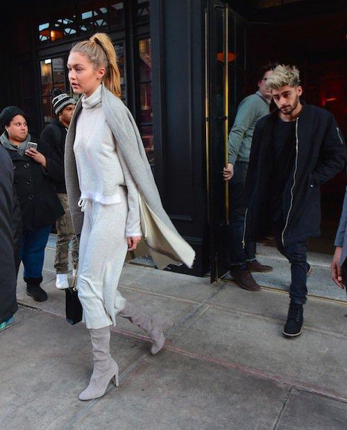 Photos : Gigi Hadid et Zayn Malik : ils ne se cachent vraiment plus !