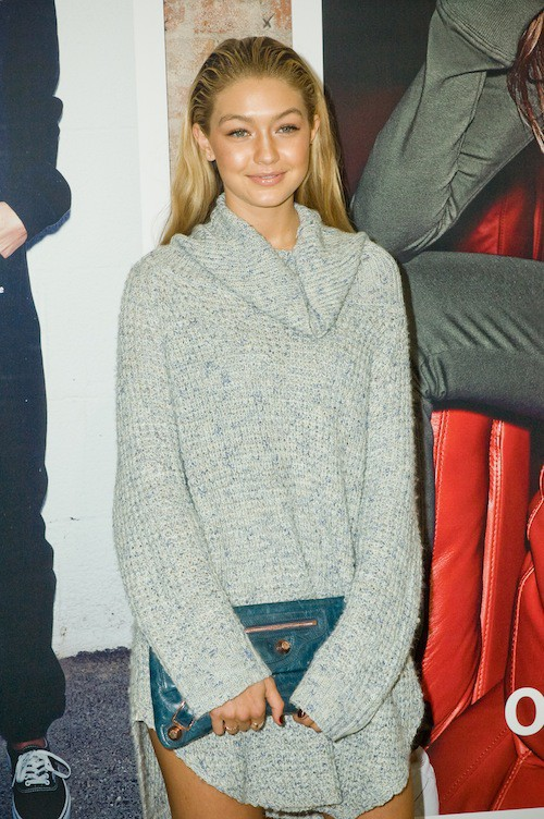 Photos : Gigi Hadid : fraîche et sexy pour recroiser son ex !