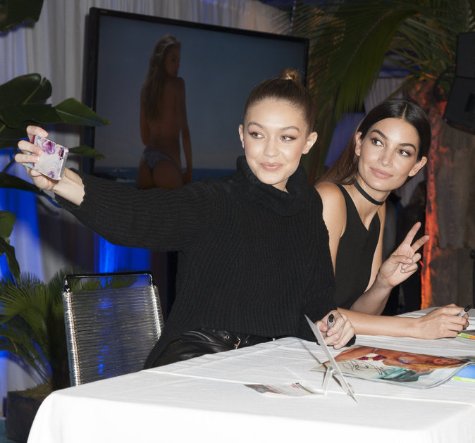 Photos : Gigi Hadid, Lily Aldridge, Chanel Iman... Déjantées et rayonnantes pour Sports Illustrated