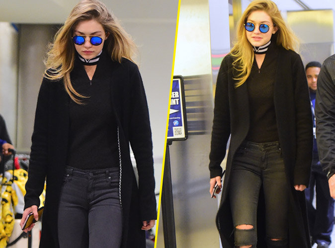 Gigi Hadid : un look de star qui enflamme New York !
