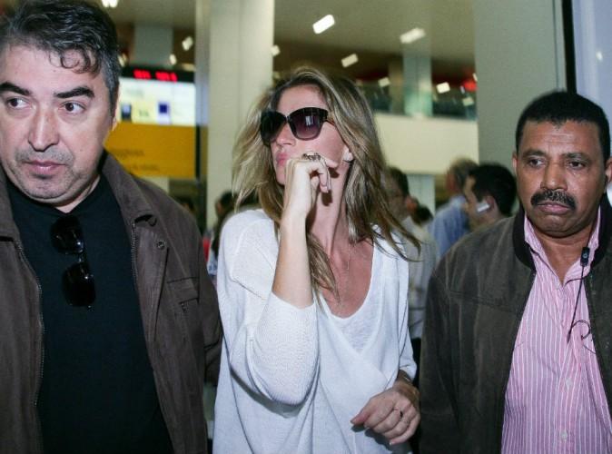 Gisele Bündchen : arrivée sous pression au Brésil pour son tout dernier défilé !