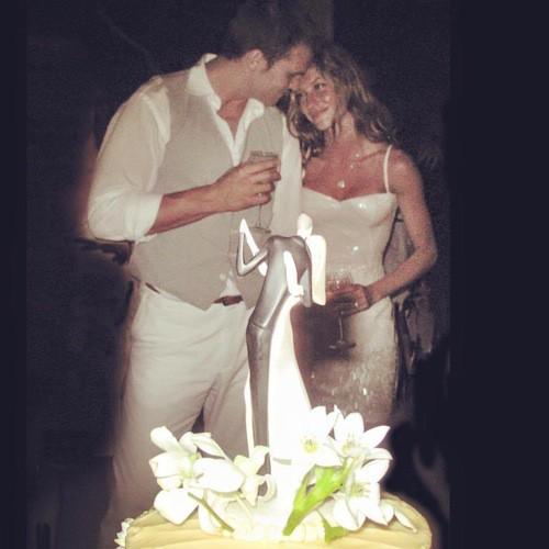 Photos : Gisele Bündchen et Tom Brady : love to love pour leurs 6 ans de mariage !