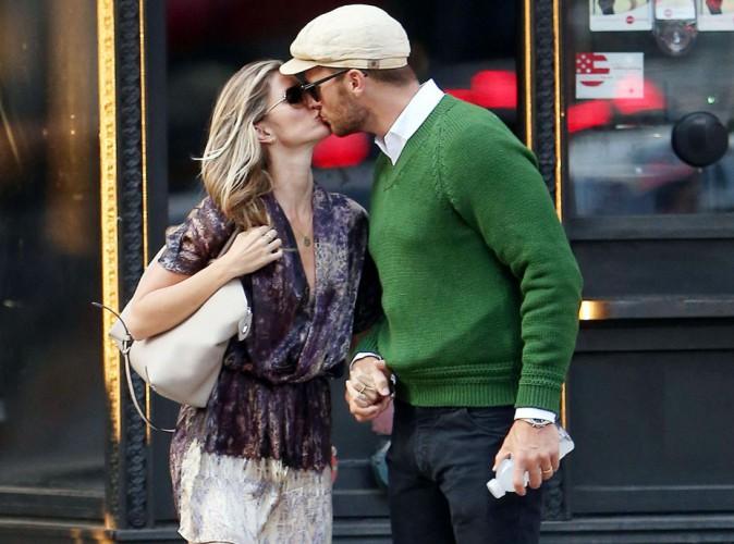 Gisele Bündchen et Tom Brady : soudés et amoureux comme au premier jour !
