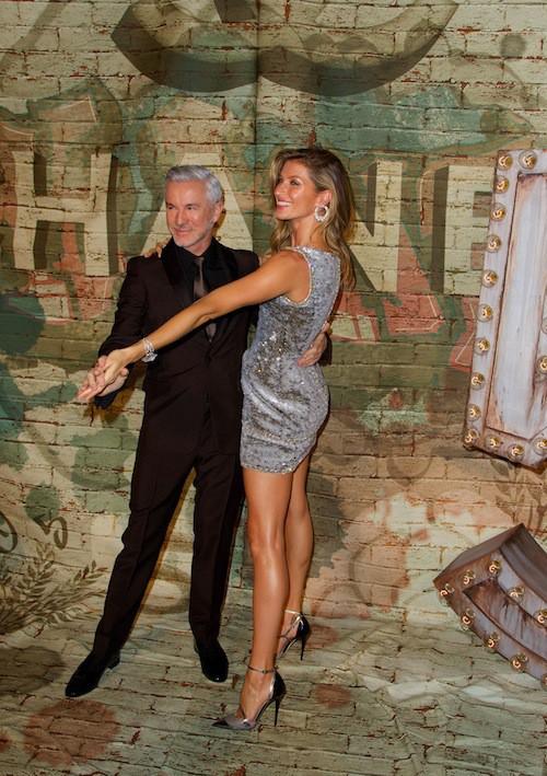 Photos : Gisele Bündchen : une égérie Chanel éblouissante qui fait le show !