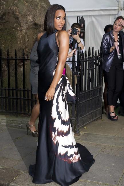 Kelly Rowland lors des Glamour Awards 2012 à Londres, le 29 mai 2012.