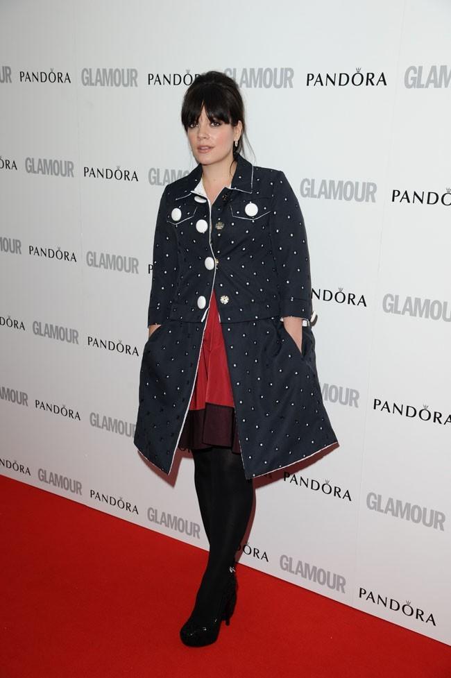 Lily Allen, un style vintage irremplaçable !