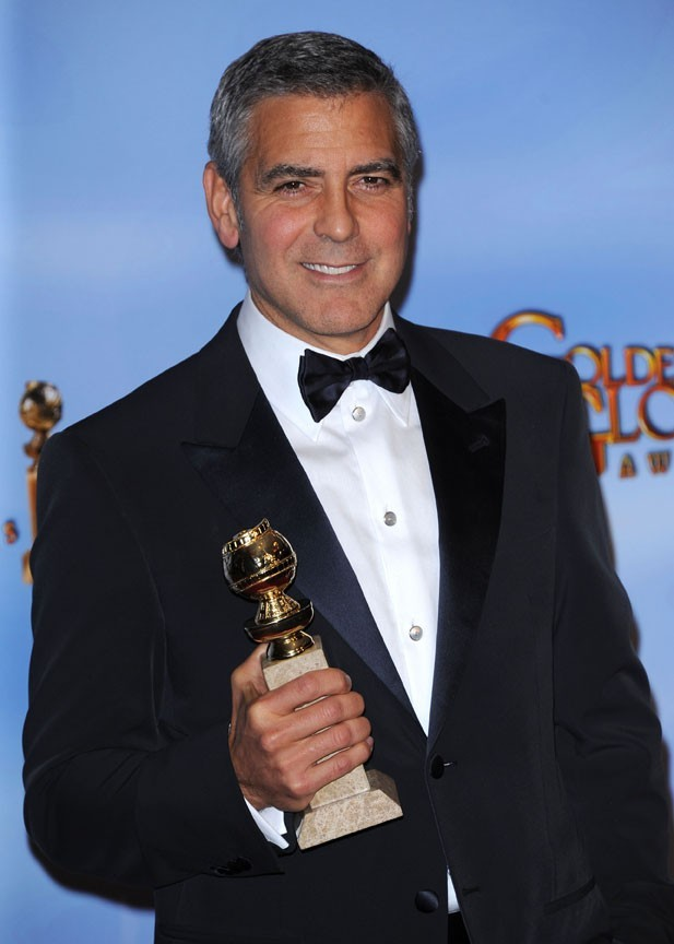 George Clooney, Golden Globe du meilleur acteur dans un film dramatique