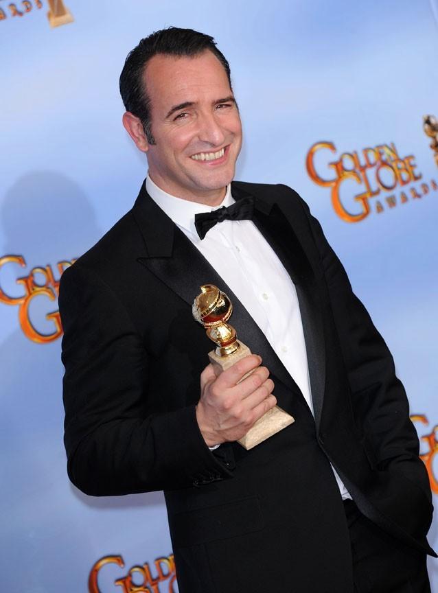 Golden Globe du meilleur acteur dans une comédie !
