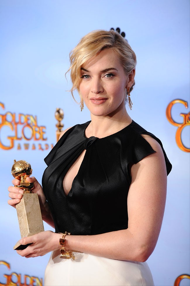 Kate Winslet, Golden Globe de la meilleure actrice dans une mini-série
