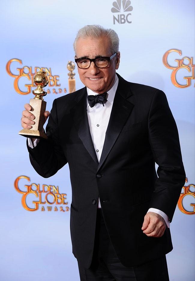 Martin Scorsese, meilleur réalisateur pour Hugo