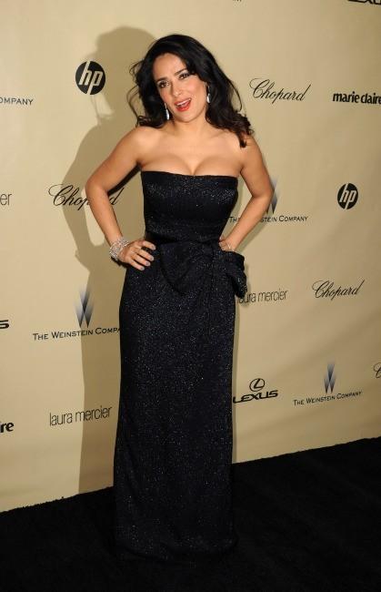 Salma Hayek le 13 janvier 2013 à Los Angeles