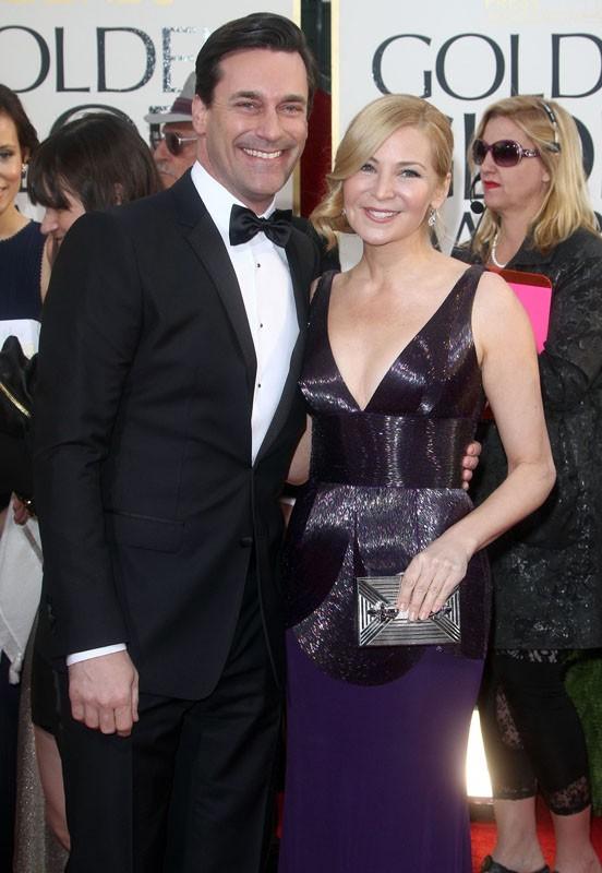 Jon Hamm et Jennifer Westfeldt