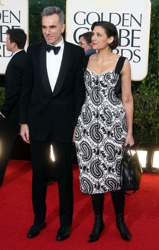 Rebecca Miller et Daniel Day-Lewis