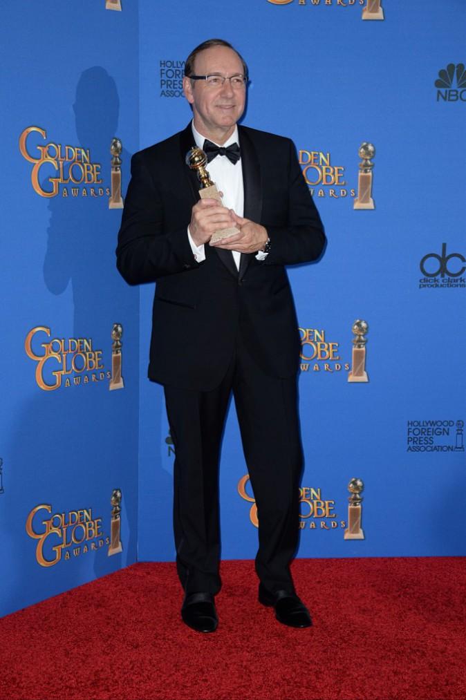 Kevin Spacey le 11 janvier 2015