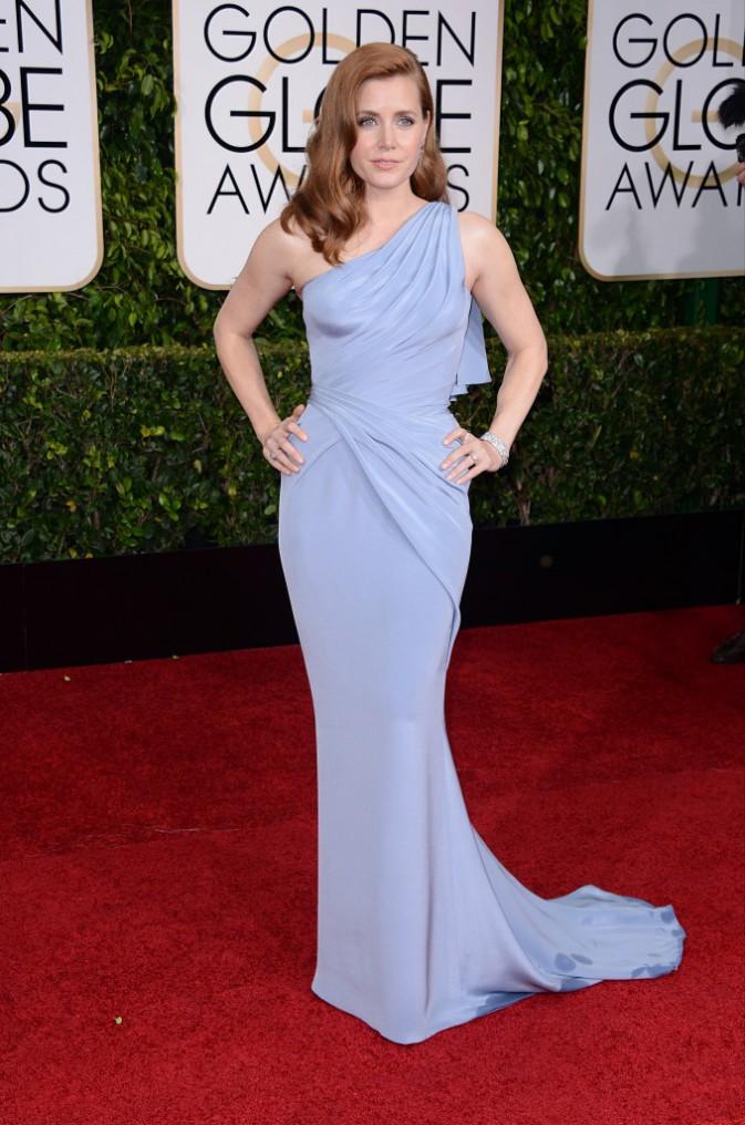 Amy Adams le 11 janvier 2015