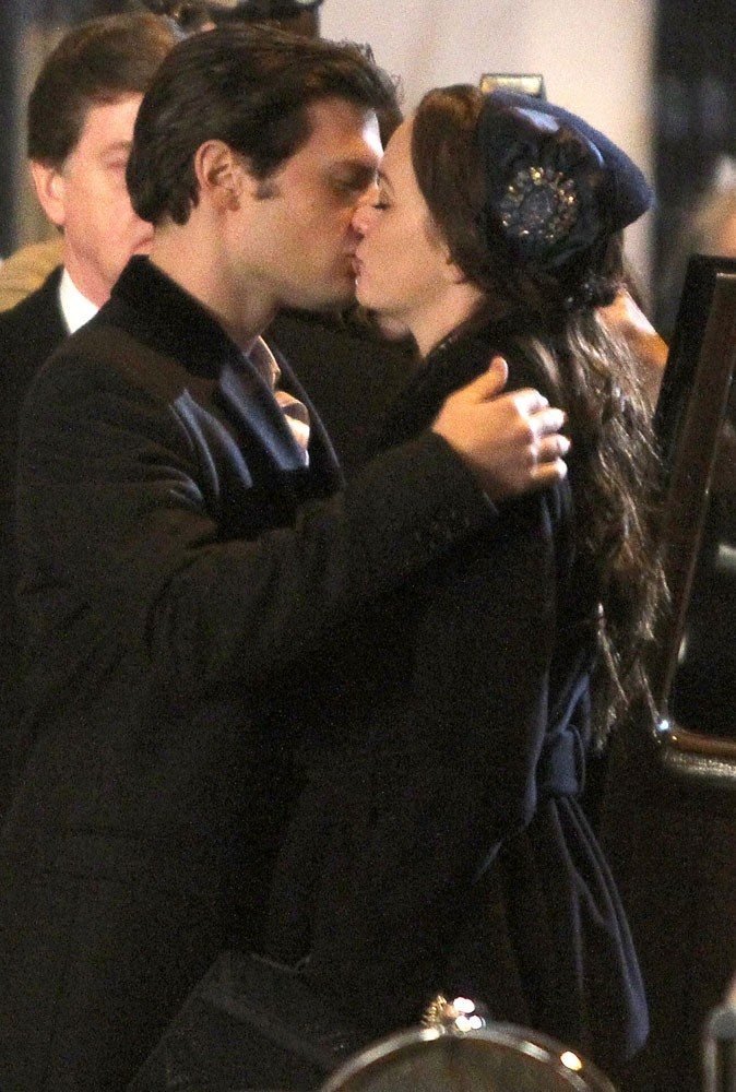 Le couple Blair/Louis
