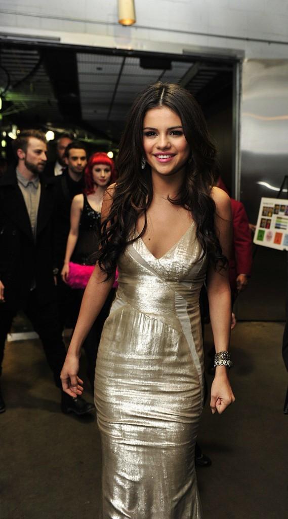 Selena attend Justin avec impatience !