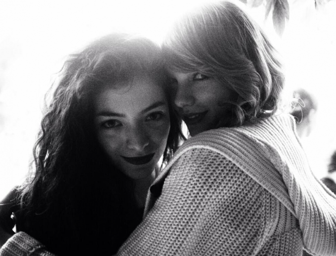 Taylor Swift et sa BFF Lorde !