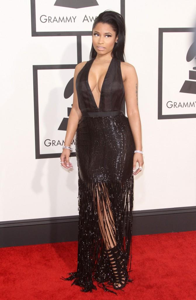 Nicki Minaj le 8 février 2015
