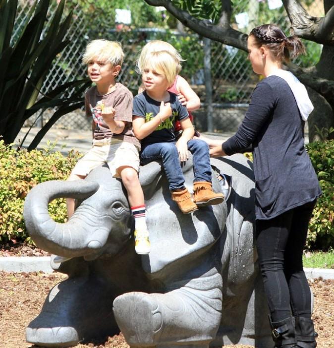 Ils s'éclatent au zoo !