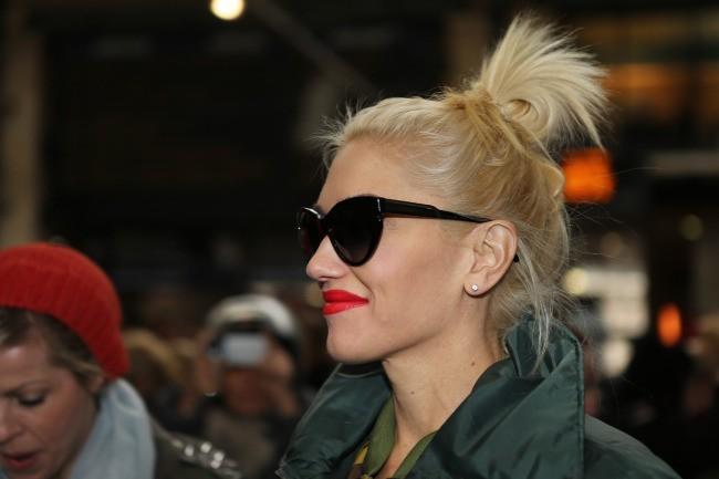 Gwen Stefani à Paris