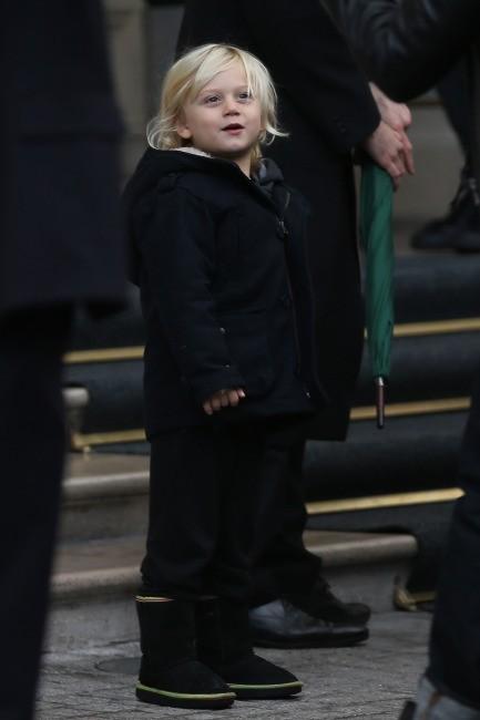 Son adorable fils Zuma
