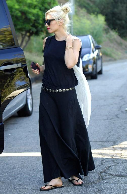 Gwen Stefani préfère les collines d'Hollywood aux yachts de la Côte d'Azur !