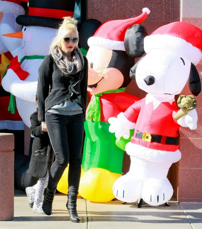 Même Snoopy est là !