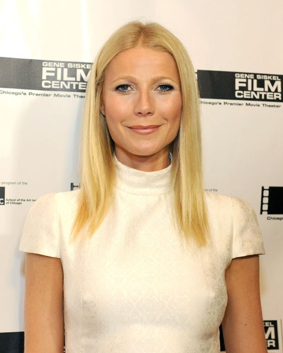 Gwyneth Paltrow lors du Gene Siskel Film Center Gala à Chicago le 15 juin 2013
