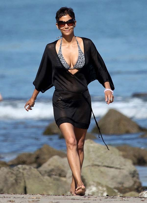 Halle Berry, toujours au top !