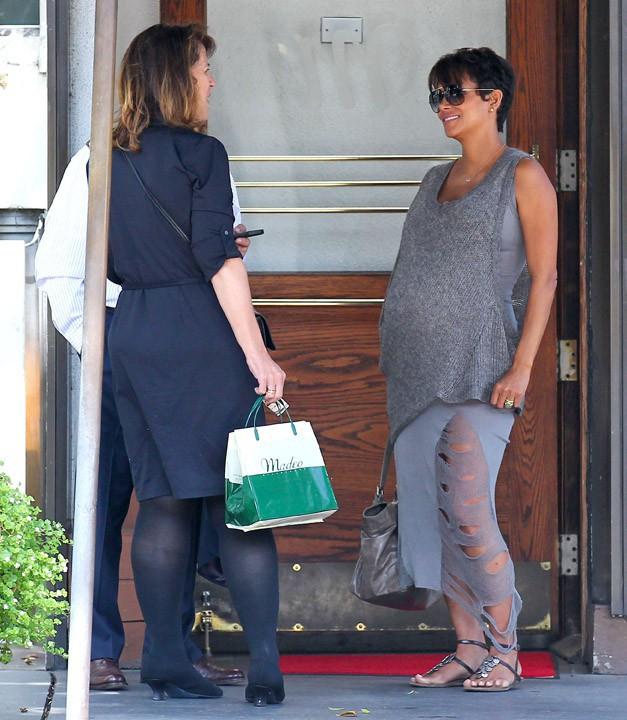 Halle Berry à West Hollywood le 19 septembre 2013