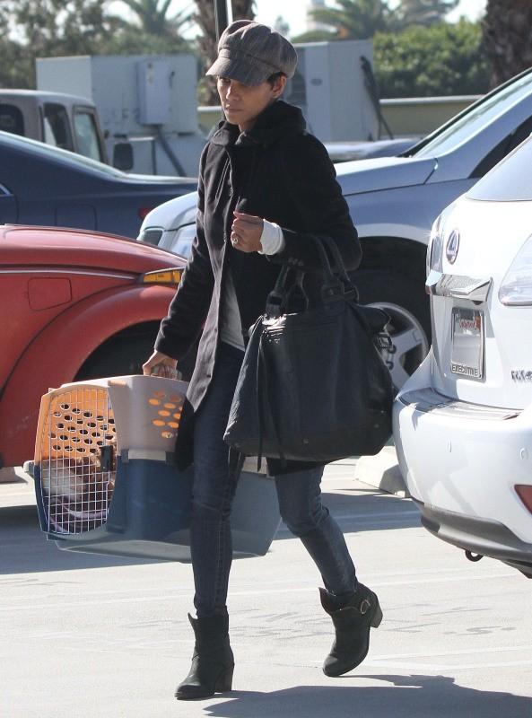Halle Berry, Culver City,30 janvier 2013.