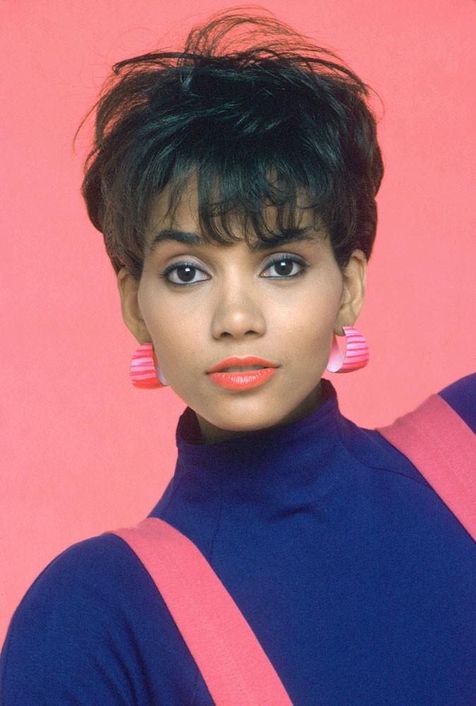 Halle Berry en 1989