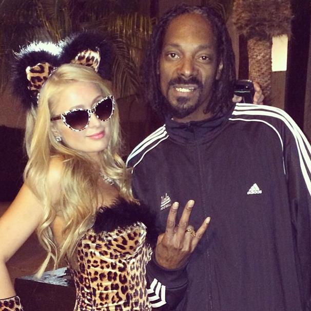 Paris Hilton et Snoop Dogg