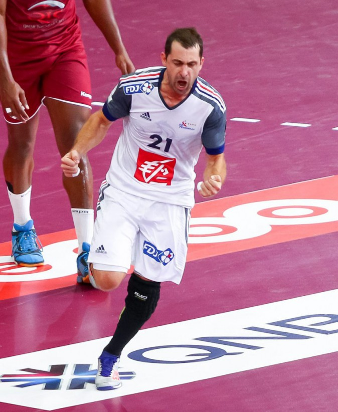 Michaël Guigou, efficacité et discretion