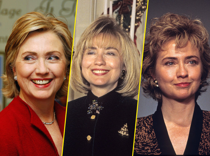 Happy birthday Hillary Clinton ! Retour sur 69 ans de coiffures d�mentielles !