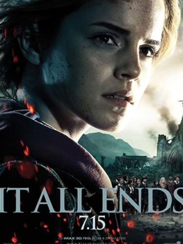 Emma Watson dans le rôle d'Hermione !