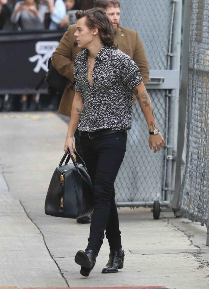 Harry Styles : ce n'est pas lui qui a envoyé 1989 roses à Taylor Swift !