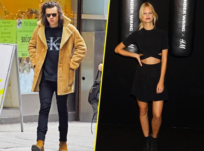 Photos : Harry Styles : en couple Nadine Leopold ? Il tente de se cacher !