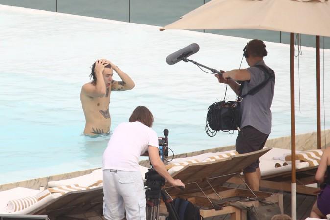 Harry Styles à Rio de Janeiro le 7 mai 2014
