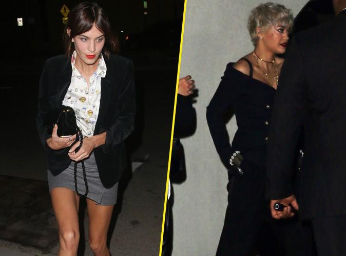 Harry Styles : Kendall Jenner, Cara Delevingne, Rita Ora... Que du très bon monde à son 21e anniversaire !