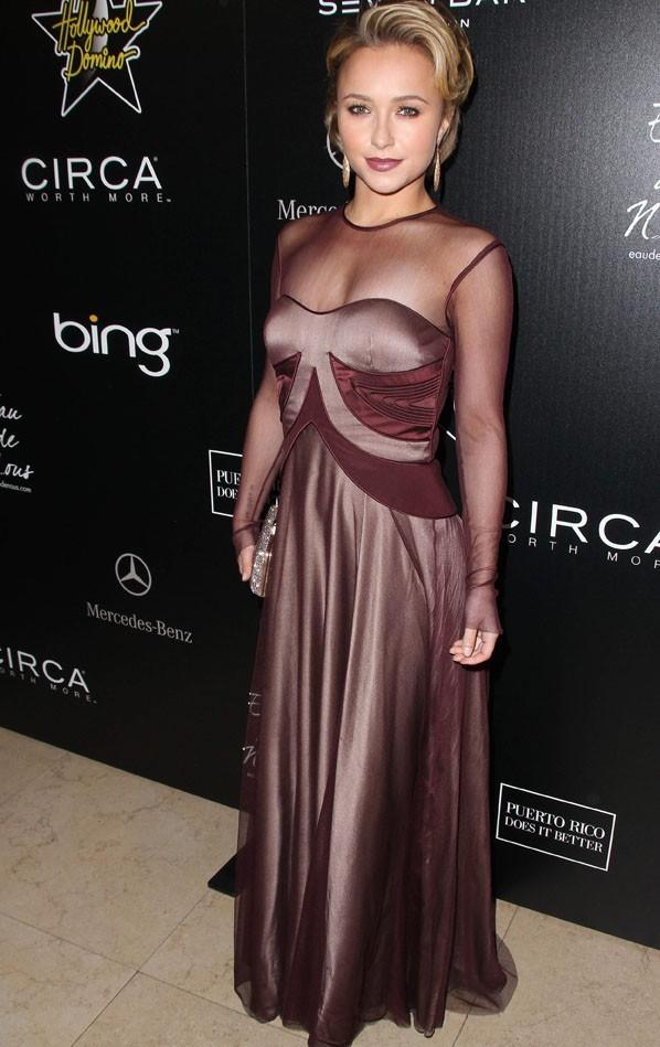 Cette robe la grossit !