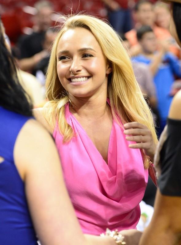 Hayden Panettiere le 24 mars 2013 à Miami