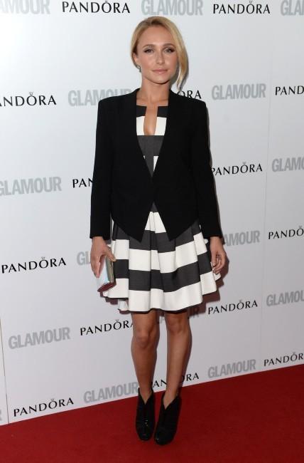 Hayden Panettiere lors de la soirée des Glamour Women of The Year Awards à Londres, le 4 juin 2013.