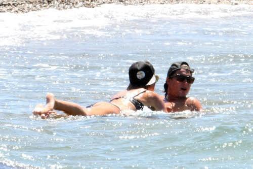 Photos : Heidi Klum : ça se pelote en Italie !